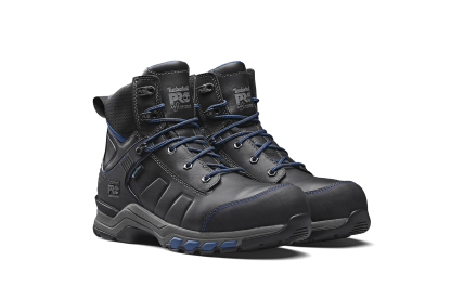 "A1ZG1 001 | Buty Timberland PRO® HYPERCHARGE - LEATHER 6"" S3 HRO SRC WR"