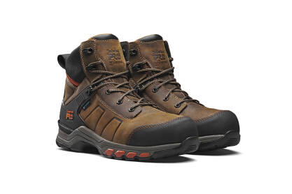 "A1Y9U 214 | Buty Timberland PRO® HYPERCHARGE - LEATHER 6"" S3 HRO SRC WR"