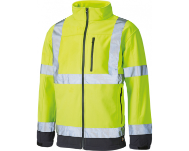 Softshell Hi-Vis DICKIES Two Tone